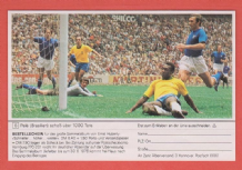 Brazil v Italy Pele 1970 World Cup Final (6)